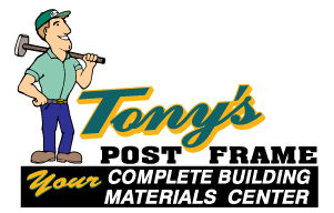 Tony S Lumber Building Materials And Post Frame Buildings